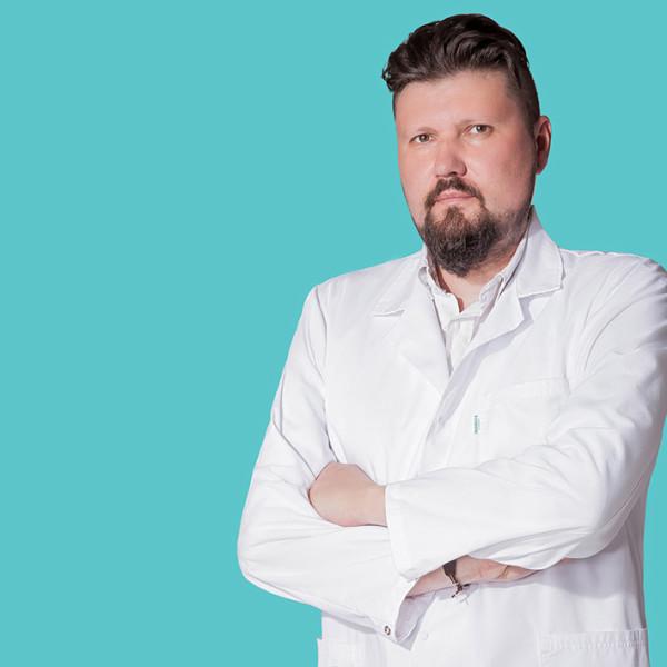 Dr nauk wet. Sławomir Giziński